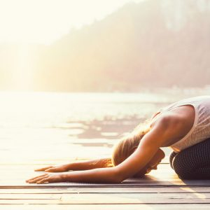 HOW TO CALM YOUR MIND WITH YOGA - Learn to RELAX Your Mind thebodyconditioner