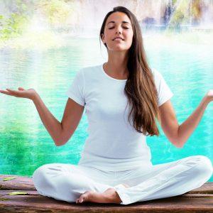 YOGA MEDITATION FÜR ANFÄNGERINNEN - 10 Minuten Meditation thebodyconditioner